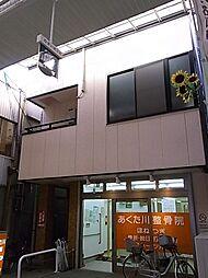 T's SQUARE akutagawa(ティーズスクエア芥[2階]の外観