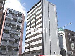 パルティール名駅北[3階]の外観