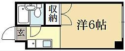 コットンハウス17[2階]の間取り