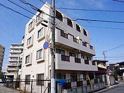 ハイムワセダ[4階]の外観