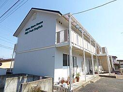 長野県長野市上松 1丁目の賃貸アパートの外観