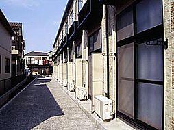東京都葛飾区高砂1丁目の賃貸アパートの外観