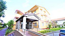 兵庫県宝塚市山本中3丁目の賃貸マンションの外観