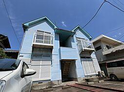 千葉県千葉市若葉区加曽利町の賃貸アパートの外観