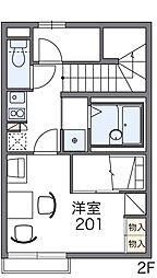 レオパレスヴェルデュール桜台[2階]の外観