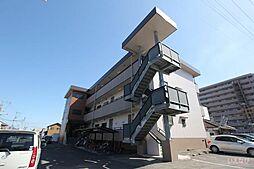 広島県福山市引野町4丁目の賃貸マンションの外観
