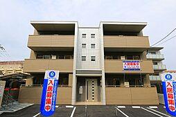 クラリス赤坂[2階]の外観