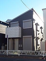 新築T&T松が枝[B号室]の外観