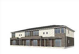 君津市法木作新築アパート[201号室]の外観