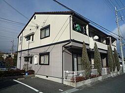 兵庫県伊丹市荒牧南2丁目の賃貸アパートの外観