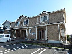 三重県鈴鹿市白子2丁目の賃貸アパートの外観