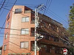 東京都北区王子本町3丁目の賃貸マンションの外観