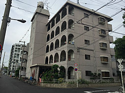 カワデンハイツIII[1階]の外観