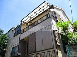 [テラスハウス] 東京都中野区松が丘2丁目 の賃貸【/】の外観