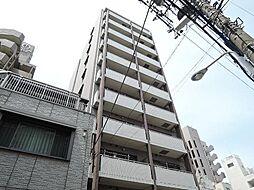 東京都台東区東浅草1丁目の賃貸マンションの外観