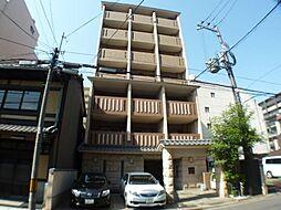 プレサンス京都四条烏丸クロス[406号室号室]の外観