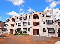 新潟県新発田市豊町2丁目の賃貸マンションの外観