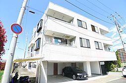ハウスJ1[3階]の外観