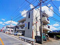 埼玉県新座市馬場2丁目の賃貸マンションの外観