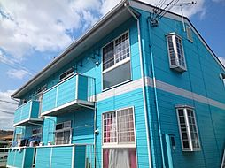 兵庫県姫路市北今宿 2丁目の賃貸アパートの外観