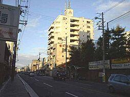 デトムワン今出川通[203号室]の外観
