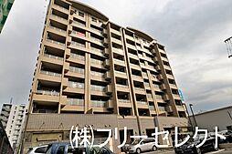 福岡県福岡市博多区榎田1丁目の賃貸マンションの外観