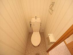ラクラス浅間町のトイレ 温水洗浄暖房便座取り付け可