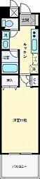 マンションK・3[6階]の間取り
