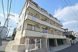 広島県広島市南区宇品西1丁目の賃貸マンションの外観