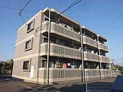 宮崎県宮崎市島之内の賃貸マンションの外観