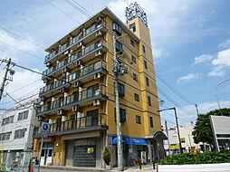 渋谷ビル[405号室]の外観