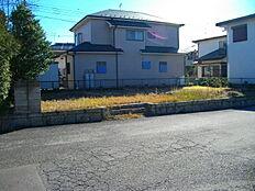 小坂団地内