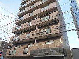 北海道札幌市豊平区豊平七条7丁目の賃貸マンションの外観