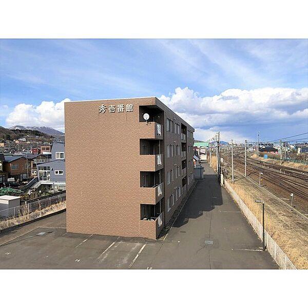 秀壱番館 3階の賃貸【北海道 / 室蘭市】