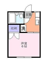 実籾駅 2.6万円