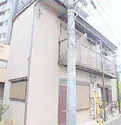 東京都豊島区雑司が谷1丁目の賃貸アパートの外観