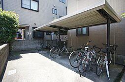 GS・新川崎[2階]の外観