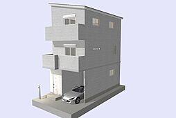 茨木市平田2丁目条件付き土地