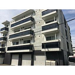 北海道札幌市東区北33条東13丁目の賃貸マンションの外観