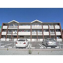奈良県北葛城郡広陵町平尾の賃貸マンションの外観