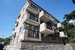 福岡県福岡市東区松崎3丁目の賃貸マンションの外観