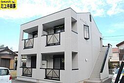 ホワイト東山 2階[201号室]の外観