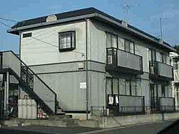 サンピュアーA棟[102号室]の外観