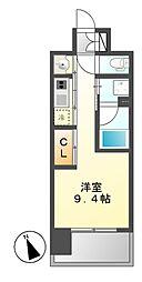 GRAND ESPOIR IZUMI[3階]の間取り