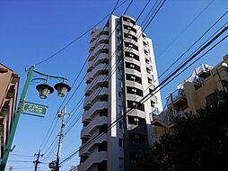ライブコート草加[402号室]の外観