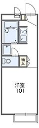 富士[2階]の間取り