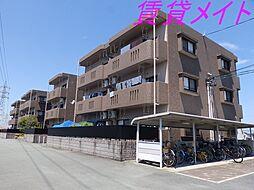ピュアタウンII[1階]の外観