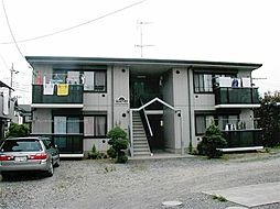 小松パレスA棟[202号室]の外観