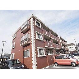 静岡県静岡市葵区西瀬名町の賃貸マンションの外観