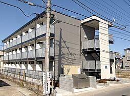 埼玉県さいたま市桜区桜田3丁目の賃貸マンションの外観